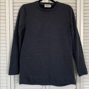 Taylor stitch (s) fleece sweater